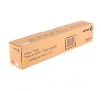 Тонер-картридж желтый Xerox WorkCentre 7120 / 7125 / 7220 / 7225 ,оригинальный