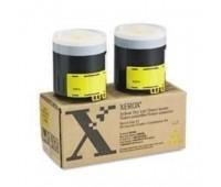 Картридж желтый Xerox Docucolor DC 12 (2 тубы) оригинальный
