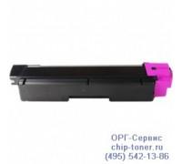 Картридж пурпурный Kyocera FS-C2026MFP,  FS-C2026MFP+ ,совместимый