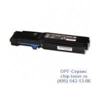 Картридж голубой Xerox WorkCentre 6605 совместимый