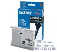 Картридж черный Brother LC-970Bk ,оригинальный