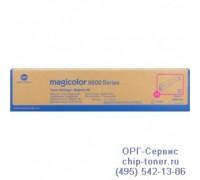 Тонер-картридж пурпурный Konica Minolta Magicolor 8650DN оригинальный