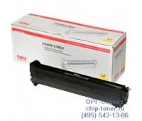 Фотобарабан желтый OKI C9600 / C9650 / C9655 / C9800 / C9850,  оригинальный