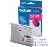 Картридж пурпурный Brother LC-970M ,оригинальный