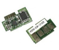 Чип  картриджа Samsung CLX-4195 черный (CLT-K504S)