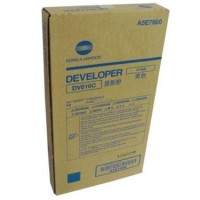 Девелопер DV-616C голубой для Konica Minolta bizhub PRESS C1100 / C1085 , AccurioPress C6085 / C6100 оригинальный