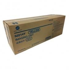 Блок проявки IU-214Y / A85Y08D желтый для Konica-Minolta C227 / C287 оригинальный