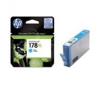 Картридж голубой HP 178XL повышенной емкости оригинальный