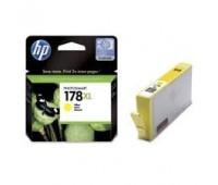 Картридж желтый HP 178XL повышенной емкости оригинальный