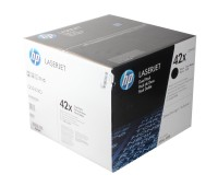 Комплект оригинальных картриджей HP LaserJet LJ 4250 / 4350 в комплекте  2 шт,оригинальный
