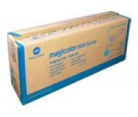 Фотобарабан - блок проявки A0DE07H голубой для Konica Minolta MagiColor 8650DN оригинальный