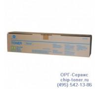 Картридж желтый Konica Minolta bizhub C353 / C353P ,оригинальный