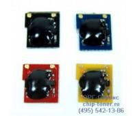 Чип пурпурного картриджа HP CP2025 / CM2320