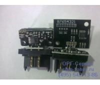 Чип черного фотобарабана Konica Minolta bizhub C451/C550/C650