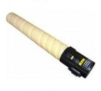 Тонер-картридж желтый для Konica Minolta bizhub c280 совместимый