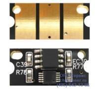 Чип желтого тонер-картриджа Konica Minolta MagiColor 8650DN