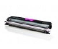Тонер-картридж пурпурный Oki C110 / C130 / MC160 совместимый