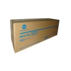 Блок проявки Konica Minolta DV-311M пурпурный для Konica Minolta bizhub C280 оригинальный