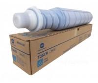Картридж TN-619C / A3VX450 голубой для Konica Minolta Bizhub C1060 / C1060 PRESS / C1070 / C1070P  оригинальный
