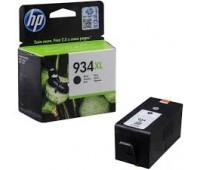 Картридж черный HP 934XL повышенной емкости оригинальный