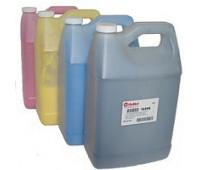 Тонер OKI C9600 / C9650 / C9655 / C9800 / C9650 / C9850 голубой (флакон,  1 кг.,  UniNet)