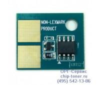 Чип картриджа Lexmark E450