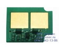 Чип желтого картриджа HP Color LaserJet CP4005